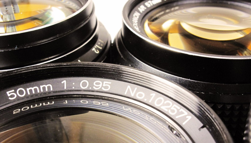 Several used lenses for sale at cameratechs