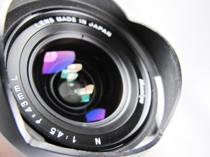Mamiya 43mm lens for sale at CameraTechs